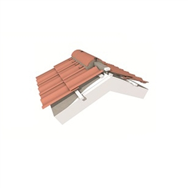 marley-mortar-bedded-security-ridge-kit-6m