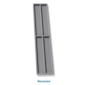 recessed-base-panel-6ft-x-1ft-gbr305