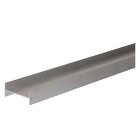 refina-aluminium-i-beam-section-scraper-1-25mtr-ref-256014