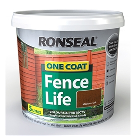 ronseal-one-coat-fencelife-5ltr-country-oak-ref-36636