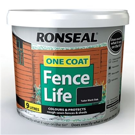 ronseal-one-coat-fencing-stain-9ltr-tudor-black-oak