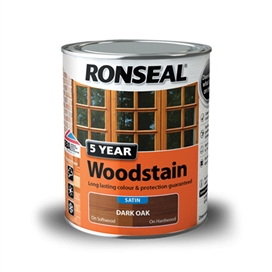 ronseal-trade-5-year-woodstain-satin-dark-oak-750ml-ref-38564