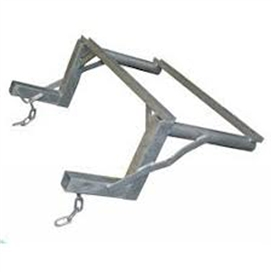 rubbish-chute-scaffold-fixing-frame-ref-318104501