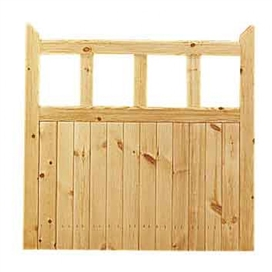 softwood-gate