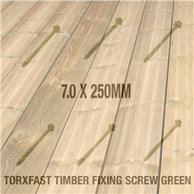 torxfast-green-timber-fix-screw-7-0-x-250mm-box-50