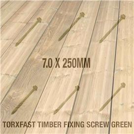 torxfast-green-timber-fix-screw-7-0-x-250mm-box-50no-ref-txftf250