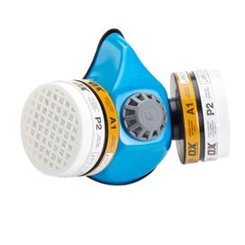 twin-half-mask-respirator