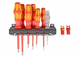 wera-vde-screwdriver-set-with-grippers-ref-xms18vdeset