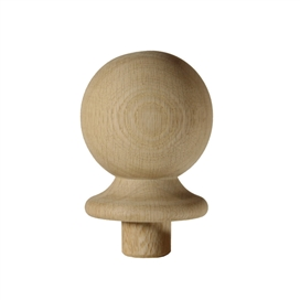 white-oak-ball-newel-cap-ref-wonc2