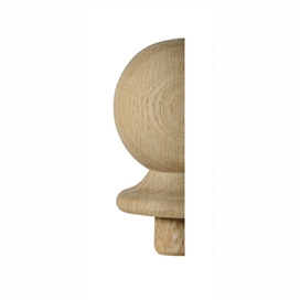 white-oak-half-ball-newel-cap-ref-wonc2half