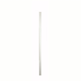 white-stop-chamf-newel-post-ref-scnp1500-90w