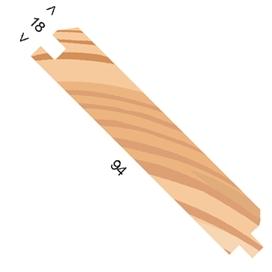 whitewood-22x100mm-ptgvj-4-2m-p-