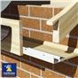 continuous-soffit-strip-vent-brown-2.44mtr-ref-g800-brown-2