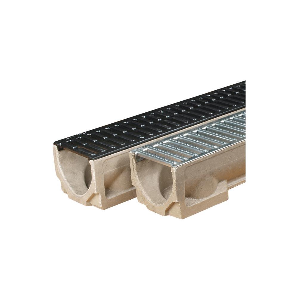 aco raindrain domestic 1mtr channel and grating ref 47000. Black Bedroom Furniture Sets. Home Design Ideas