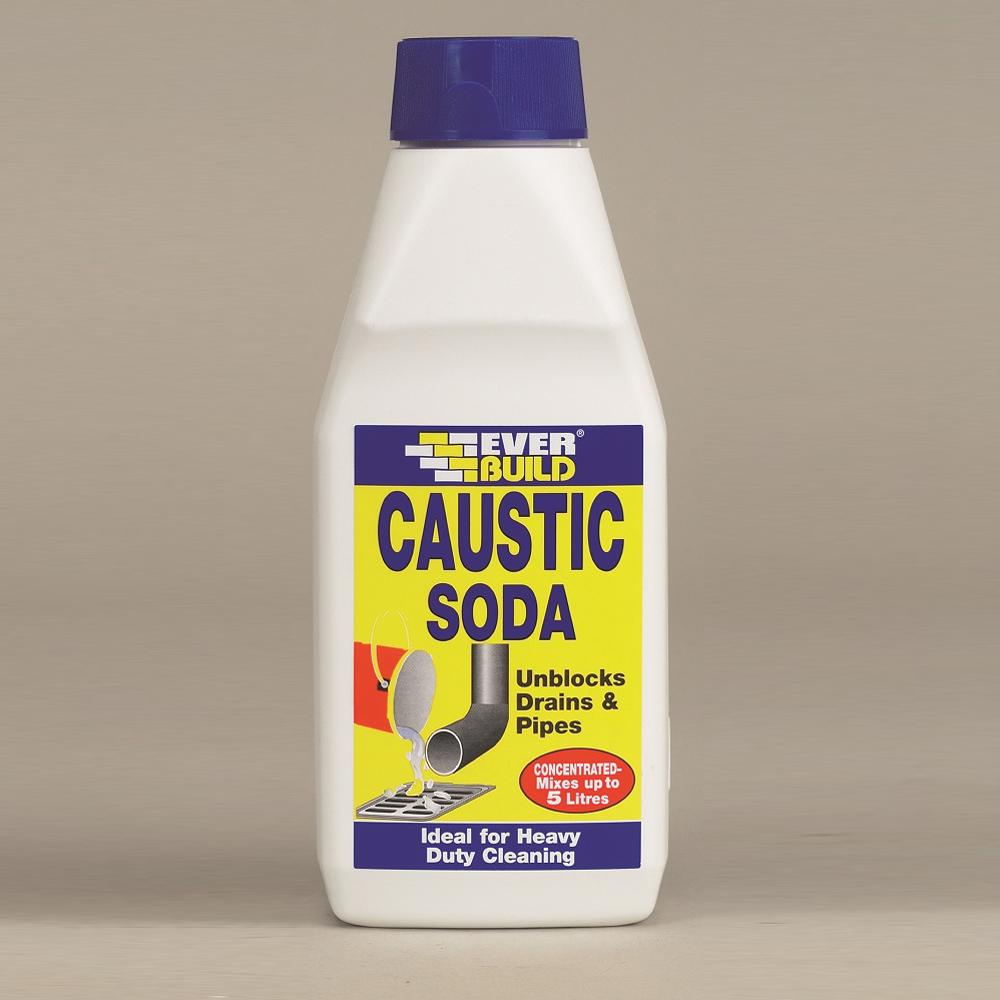 Caustic Soda 500g Ref Caustic