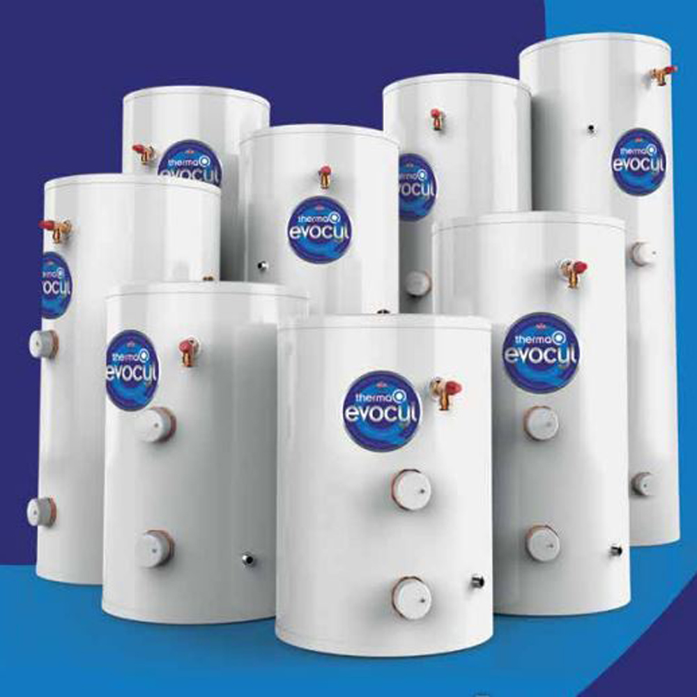 Evocyl 120 Ltr Direct Unvented Hot Water System