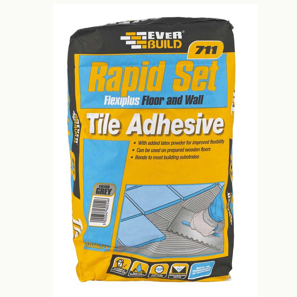 Flexiplus Rapid Set Tile Mortar 20kg