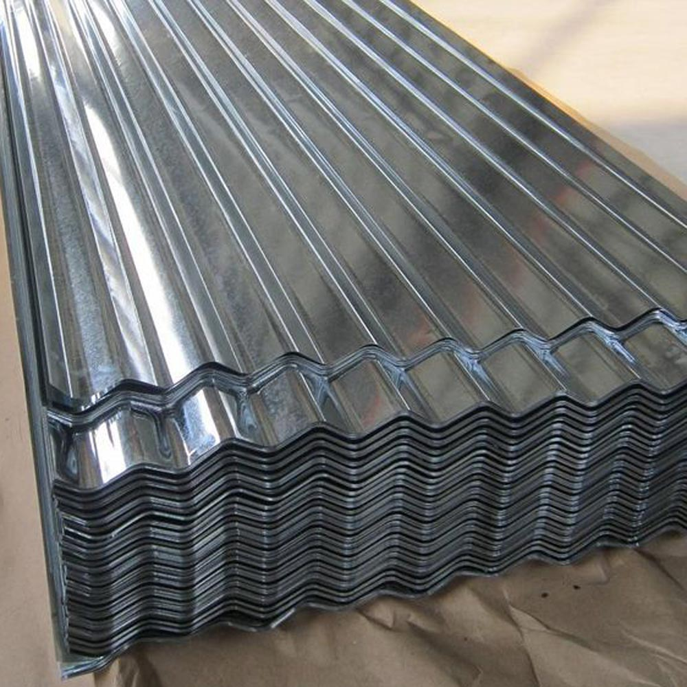 Galvanised Corrugated Sheet 6ft 10 3 Quot Profile