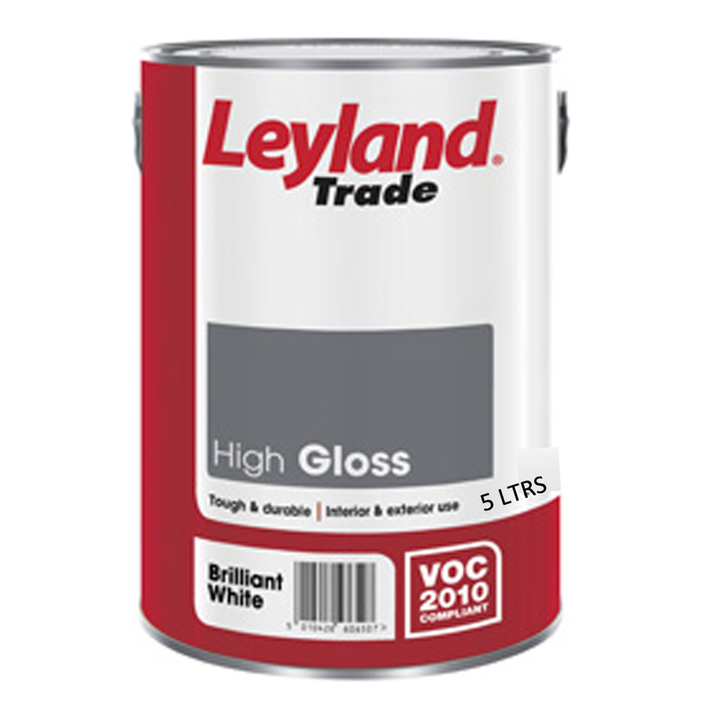 Leyland Trade White Paint Review