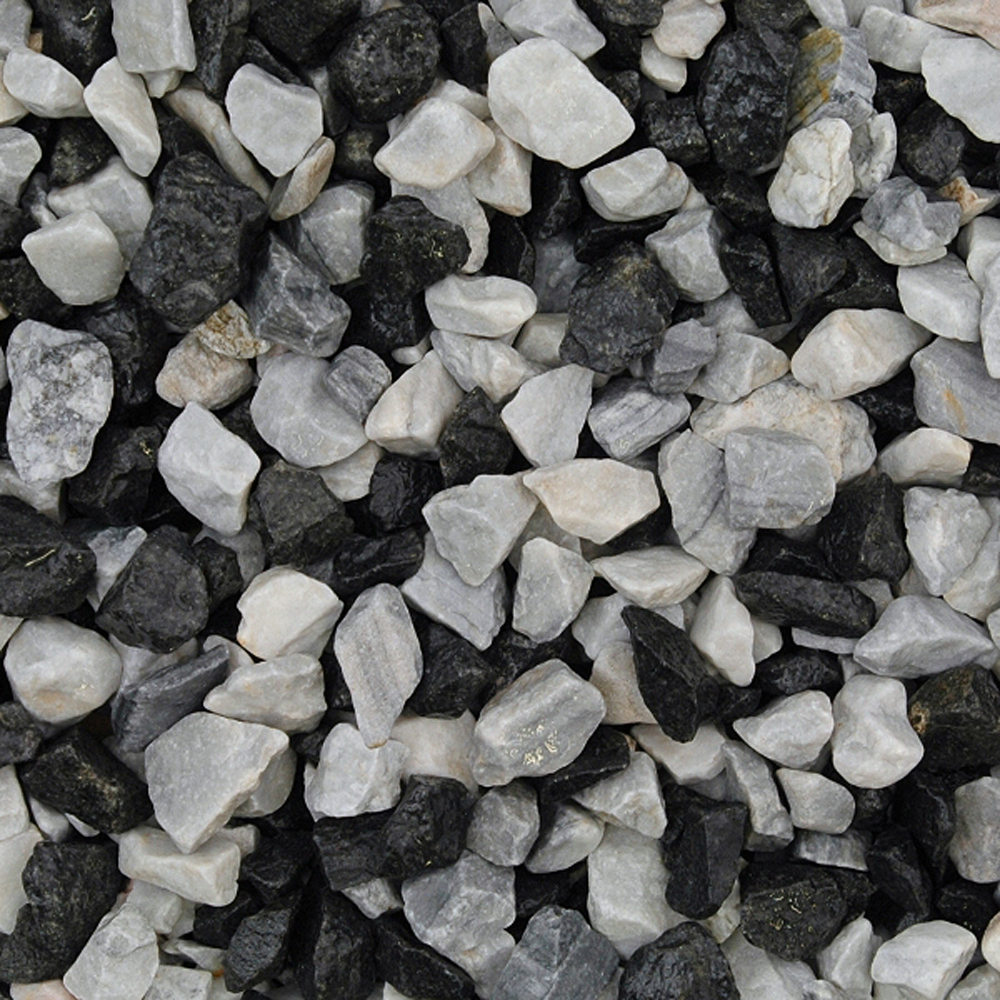 Black Ice 14 20mm Decorative Aggregate 20kg Bag