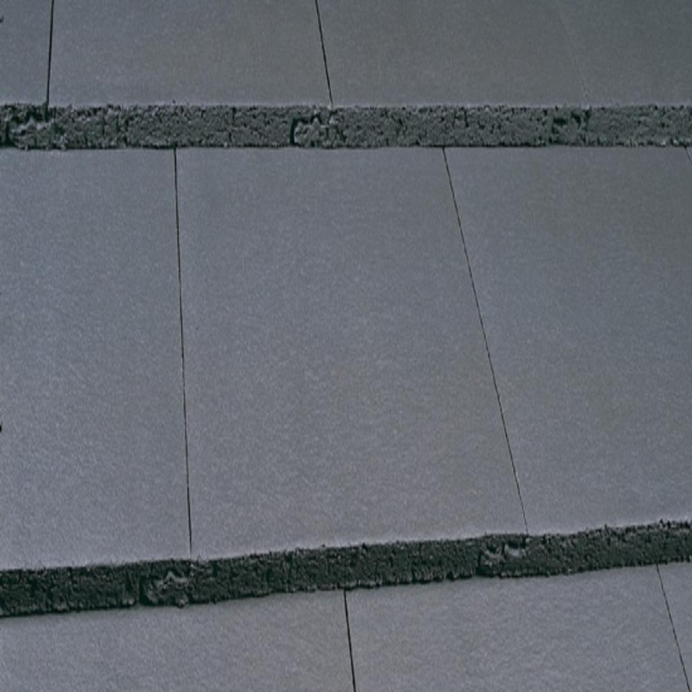 Marley Modern Half Tile Smooth Grey