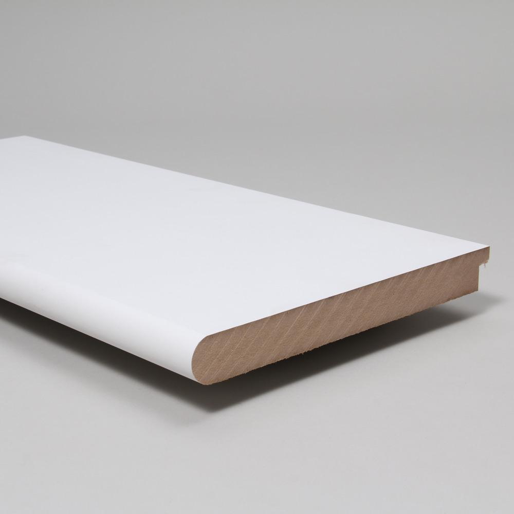 & MDF 25mm x 145mm Window Board White Primed [FSC]