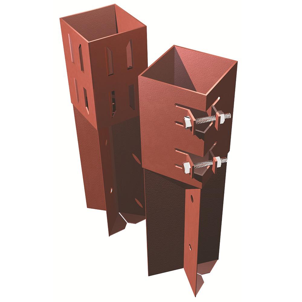 Metpost Concrete In Wedge Grip 100 X 100mm Box