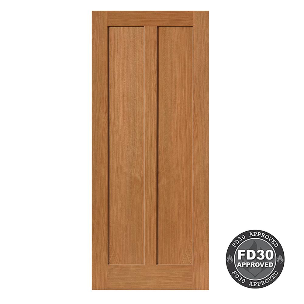 sc 1 st  Colin Myers Timber & OAK EIGER DOOR U/F FD30 44 x 1981 x 686