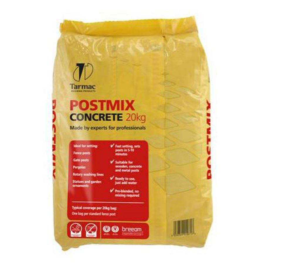 Post Mix Dry 20kg Bag Ref Hspf20p 60 Per Pallet