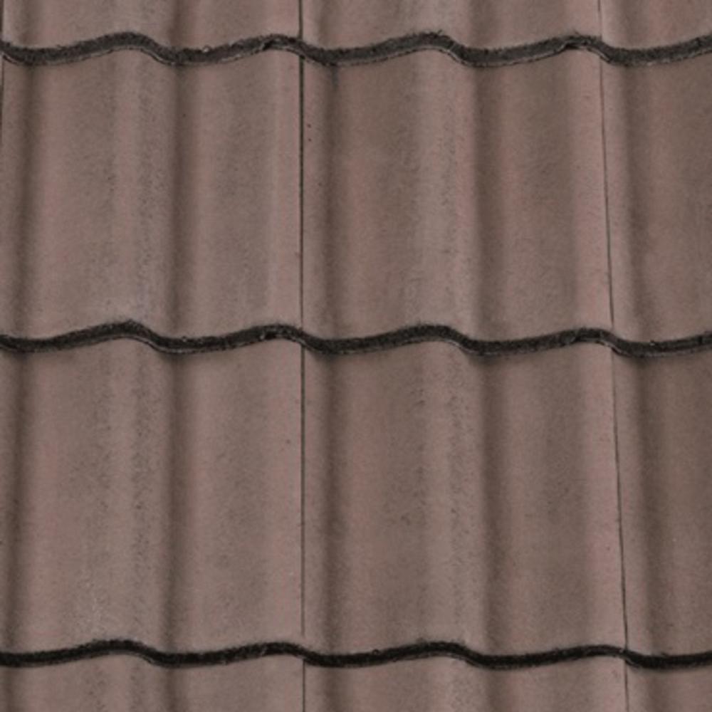 Redland Grovebury Tile Tudor Brown