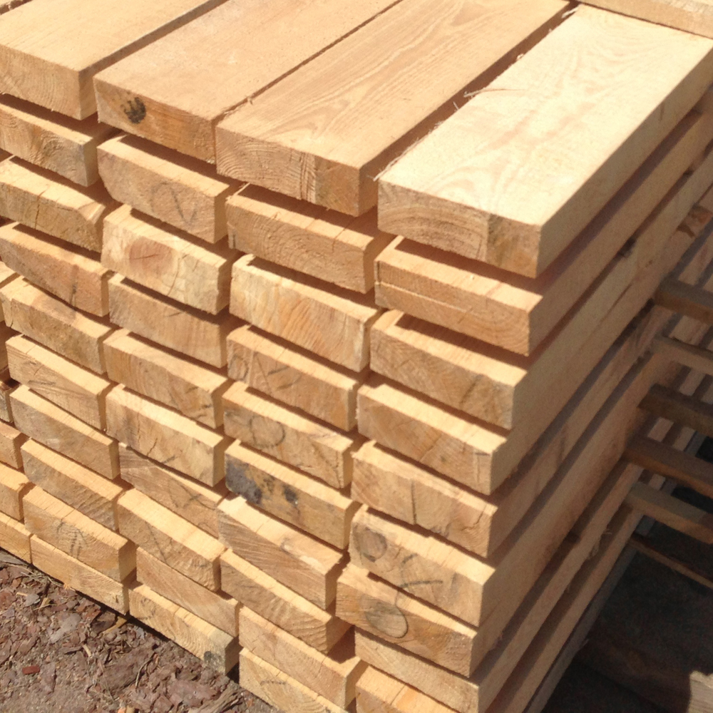 5ths Redwood Sawn 75x200mm Pefc