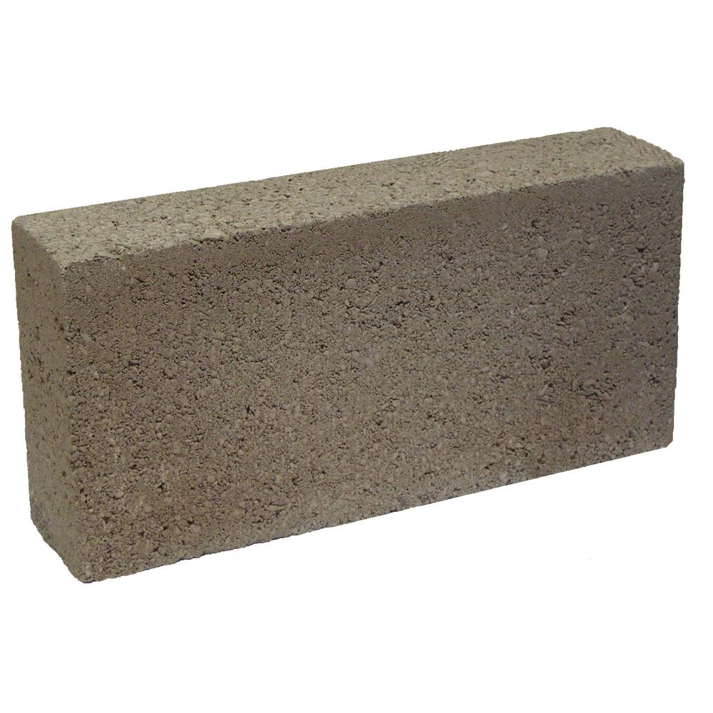 Reclaimed Concrete Blocks: Solid Dense Block 100mm 7.3N/mm2