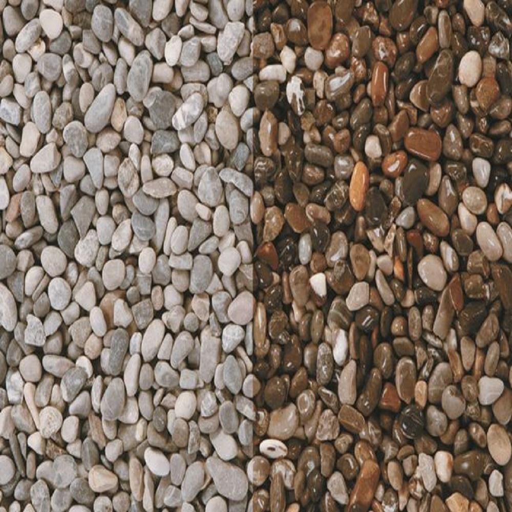 Stonemarket Dove Grey Pebbles 8 15mm Decorative Aggregate