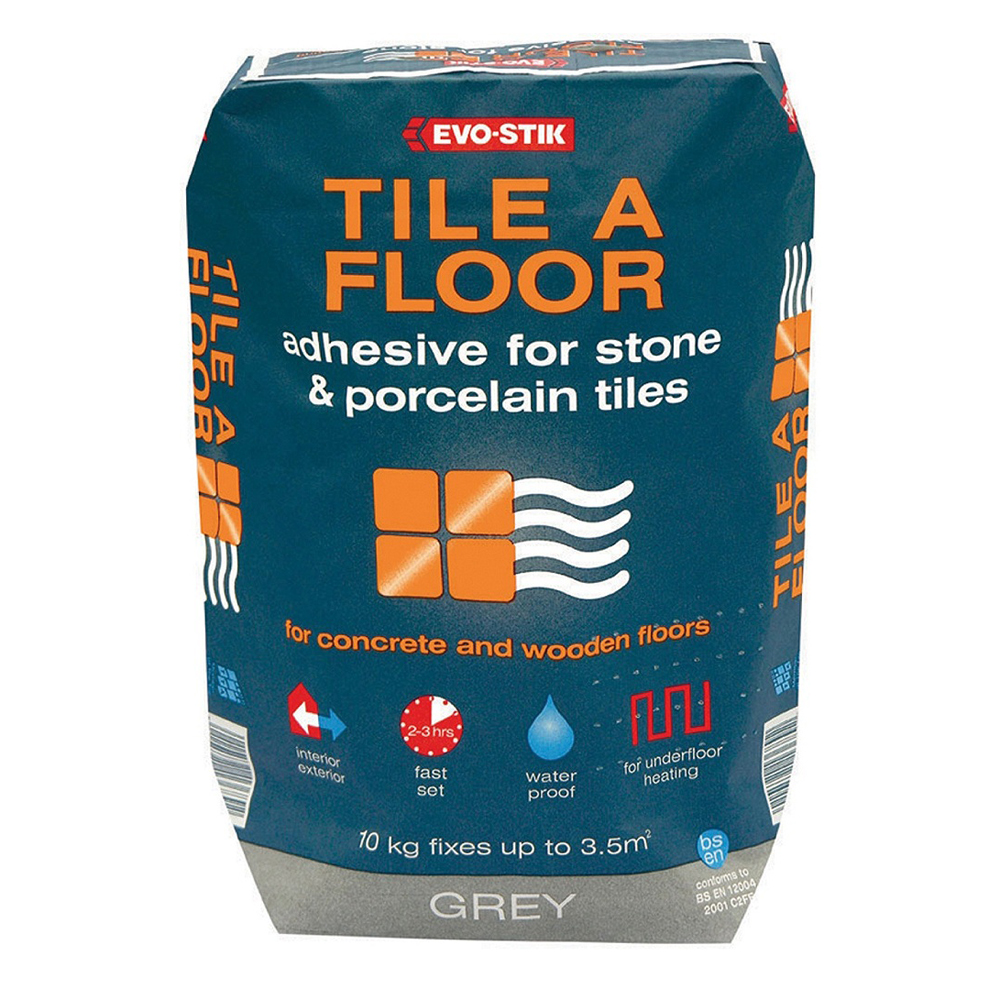 Tile adhesive for stone porcelain tiles 20kg ppazfo
