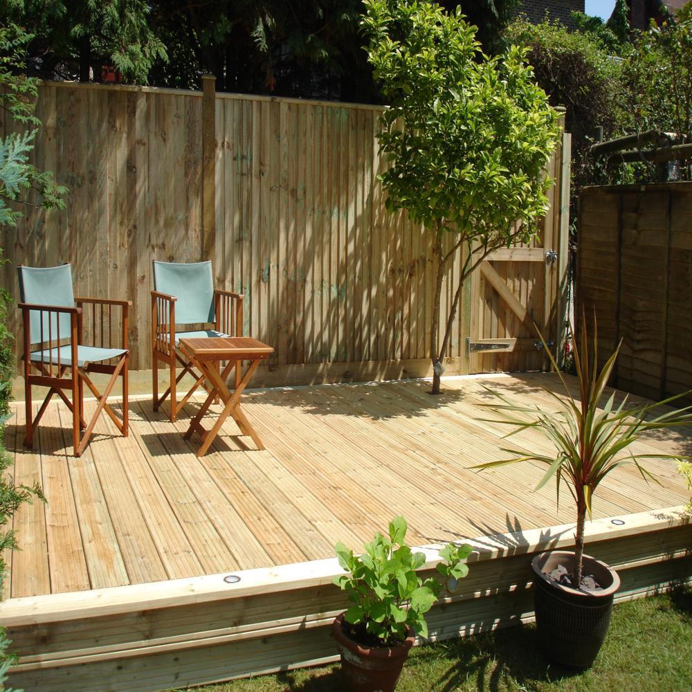 Wood Treatment: Wood Treatment Decking