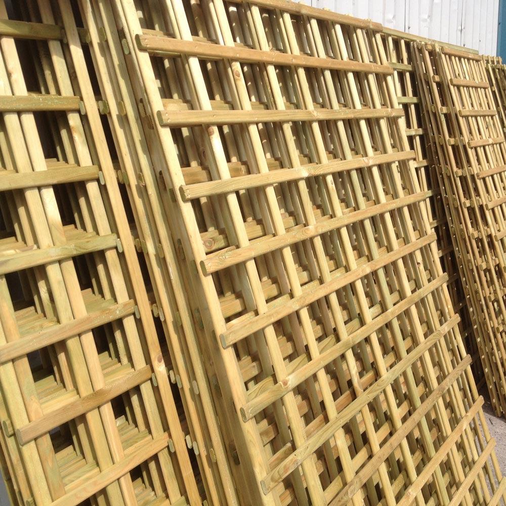 Trellis Panel 1 8m X 1 5m Fsc