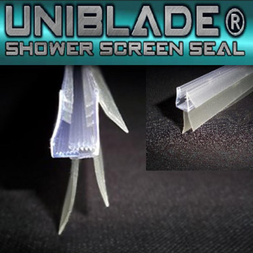 Uniblade 900mm Bathshower Screen Seal Ref Ub
