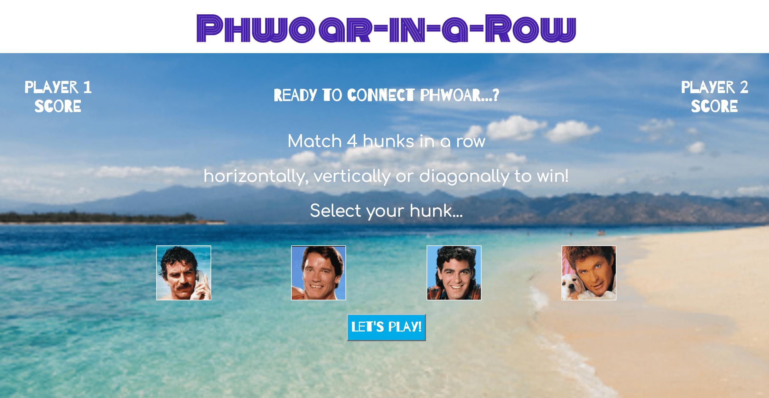 Phwoar_in_a_Row