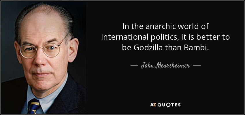 Quotes About International Relations: De Tre Største Udenrigspolitiske Tænkere