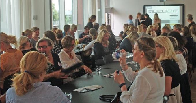 SEI/KiB workshop for bestyrelsesklare kvinder