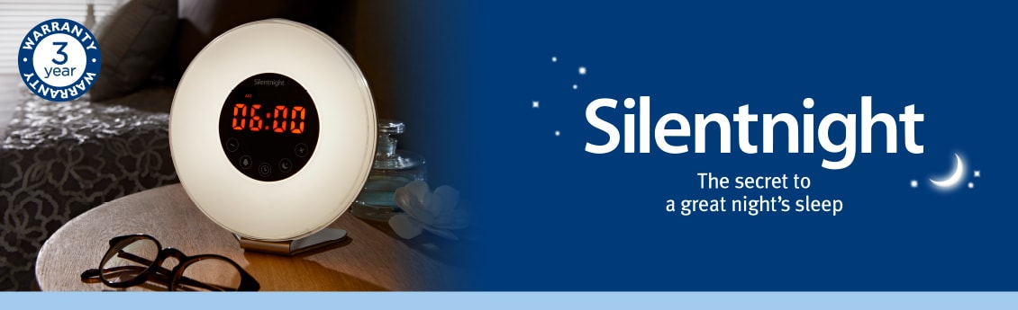 Silent Night Banner