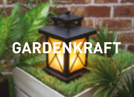 GardenKraft - wholesale garden decorations and lighting