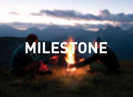 Milestone Brand Camping Equipment