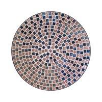 Rose Gold Mosaic Bistro Set