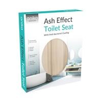 Ash Effect Toilet Seat