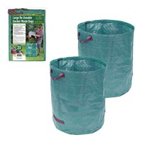 2PK Of 272L Garden Waste Bag
