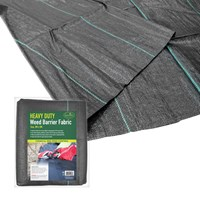 2M x 10M Sheet Woven Weed Control Fabric Cover