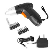3.6v Cordless Rechargeable Screwdriver