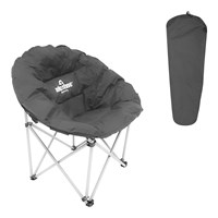 Deluxe Moon Chair - Grey
