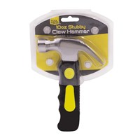 10oz Stubby Claw Hammer
